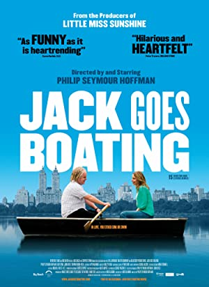 Jack Goes Boating poster