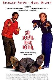 See No Evil, Hear No Evil Poster