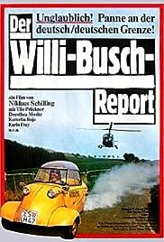 Der Willi-Busch-Report Poster