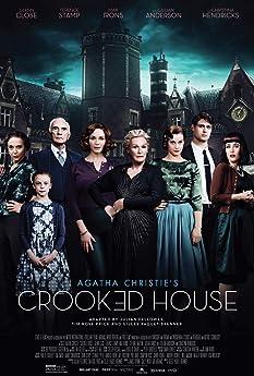 Gillian Anderson, Glenn Close, Terence Stamp, Amanda Abbington, Christina Hendricks, Max Irons, Honor Kneafsey, and Stefanie Martini in Crooked House (2017)