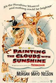 Painting the Clouds with Sunshine Poster