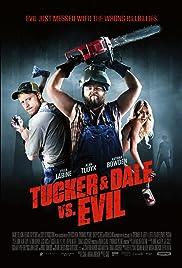 Tucker and Dale vs Evil Poster