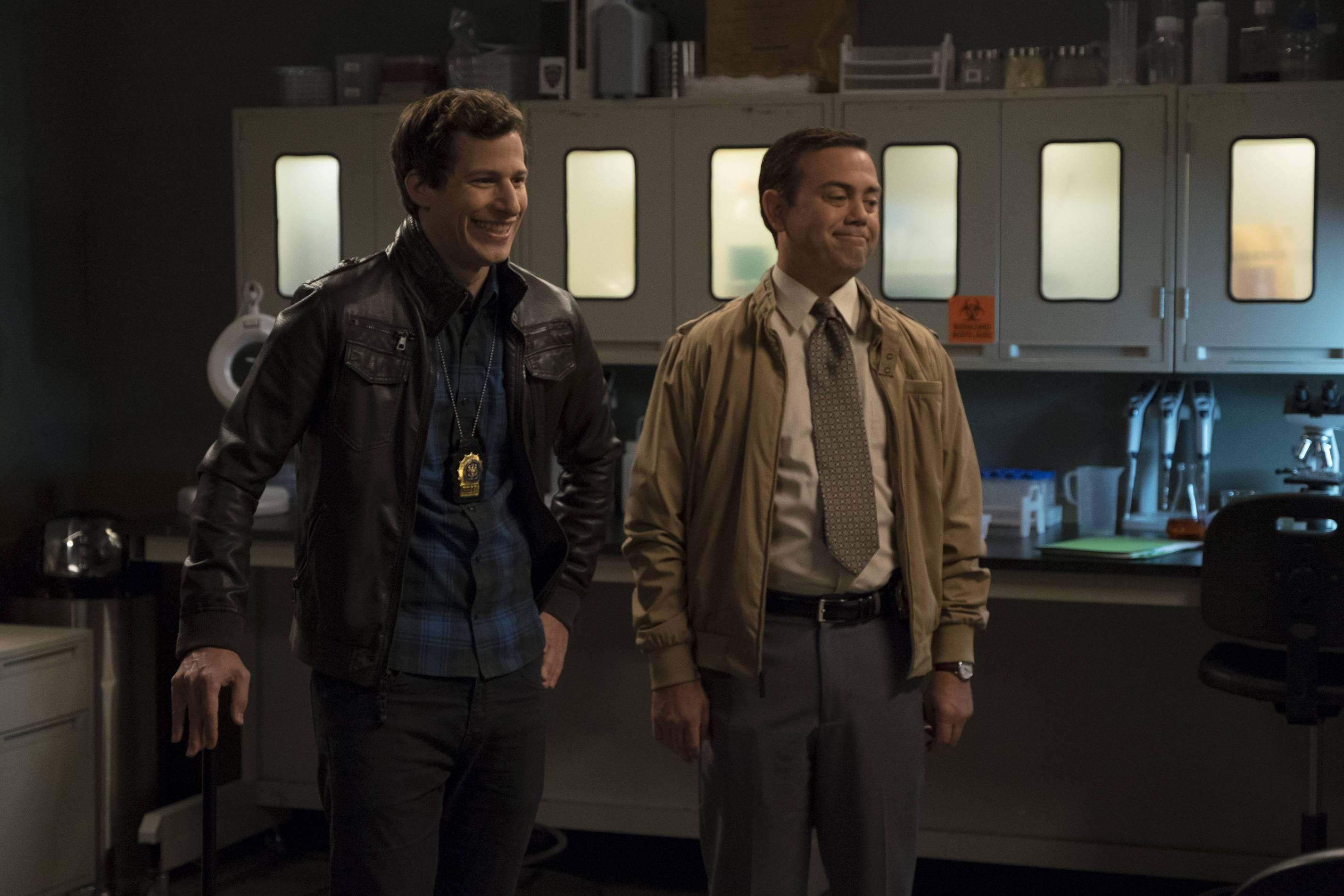 Brooklyn Nine-Nine: The Night Shift | Season 4 | Episode 4