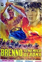 Brennus, Enemy of Rome Poster