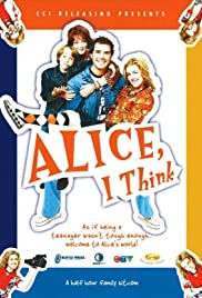 Alice, I Think Poster