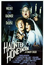 Primary image for Haunted Honeymoon