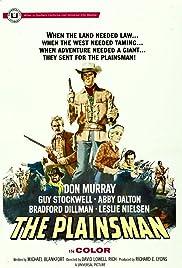 The Plainsman Poster