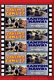Canyon Hawks Poster