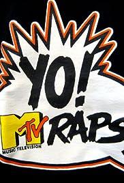 Yo! MTV Raps Poster