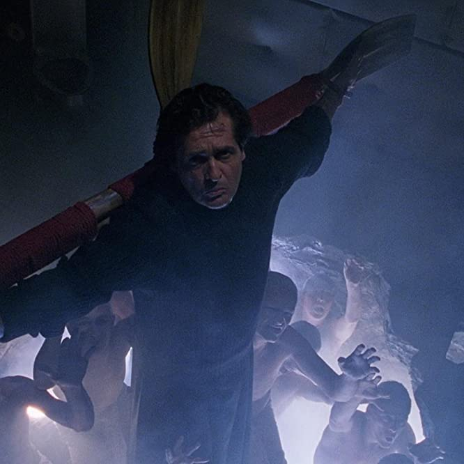 Jason Miller in The Exorcist III (1990)