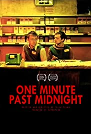 One Minute Past Midnight Poster