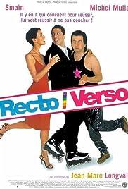Recto/Verso Poster