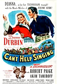Can't Help Singing (1944) Poster - Movie Forum, Cast, Reviews