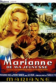 Marianne of My Youth Poster
