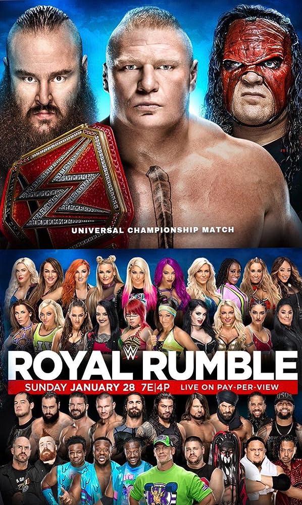 WWE Royal Rumble (2018)
