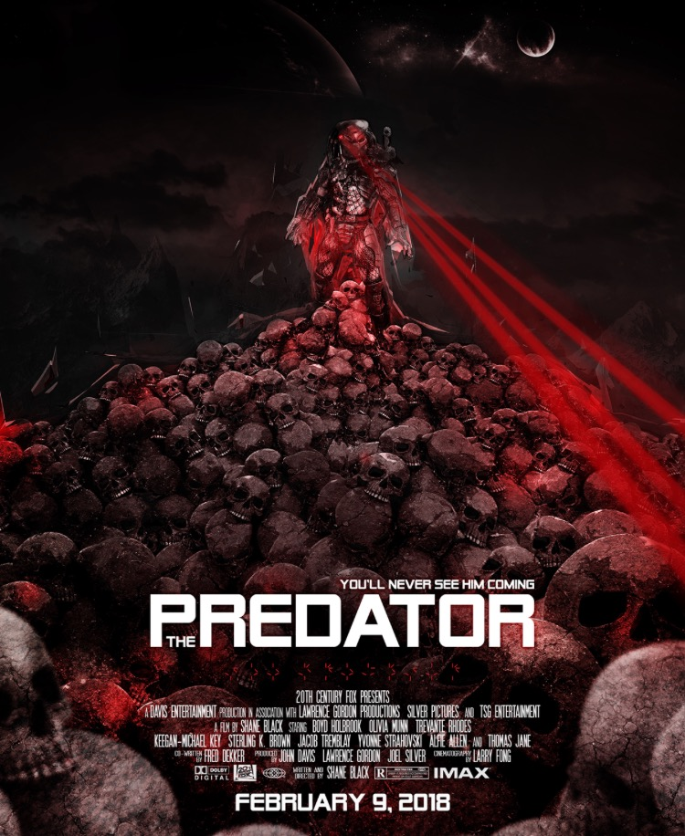 The Predator (2018), filme online HD, subtitrat în Română