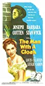 The Man with a Cloak (1951) Poster