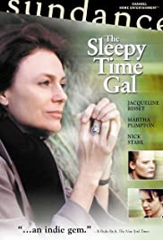 The Sleepy Time Gal Poster