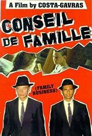 Conseil de famille Poster
