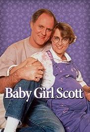 Baby Girl Scott Poster