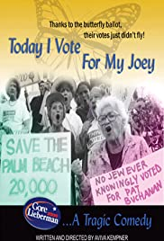 Today I Vote for My Joey Poster