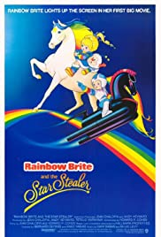 Rainbow Brite and the Star Stealer Poster