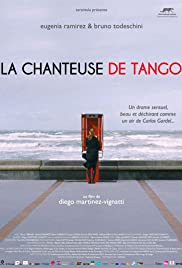 La cantante de tango Poster