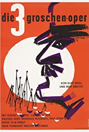 The 3 Penny Opera(1931) Poster - Movie Forum, Cast, Reviews