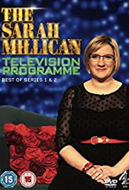 The Sarah Millican Television Programme Poster