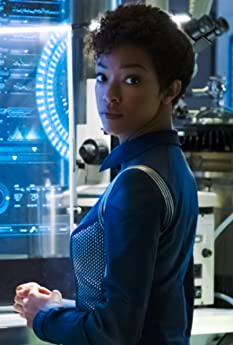"""Sonequa Martin-Green, perhaps best known as Sasha Williams on """"The Walking Dead,"""" stars as Michael Burnham in the new """"Star Trek"""" series """"Star Trek: Discovery."""" """"No Small Parts"""" takes a look at her film and television career as well as her strengths as an actress."""