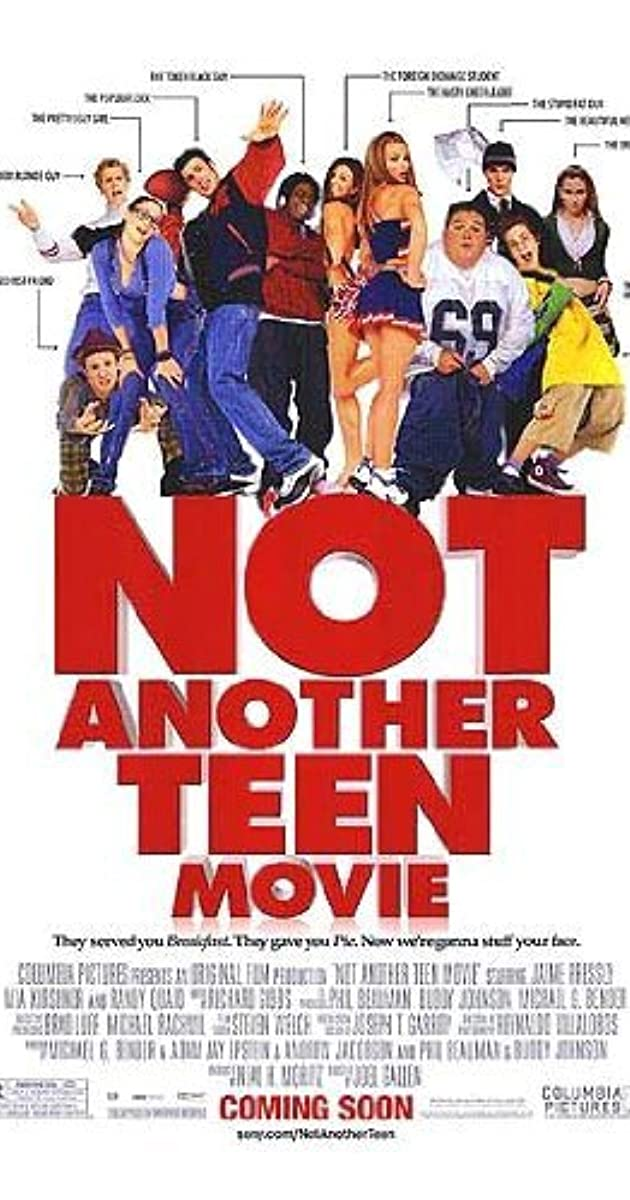 Not Another Teenager Movie Stream