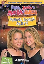 You're Invited to Mary-Kate & Ashley's School Dance Party Poster