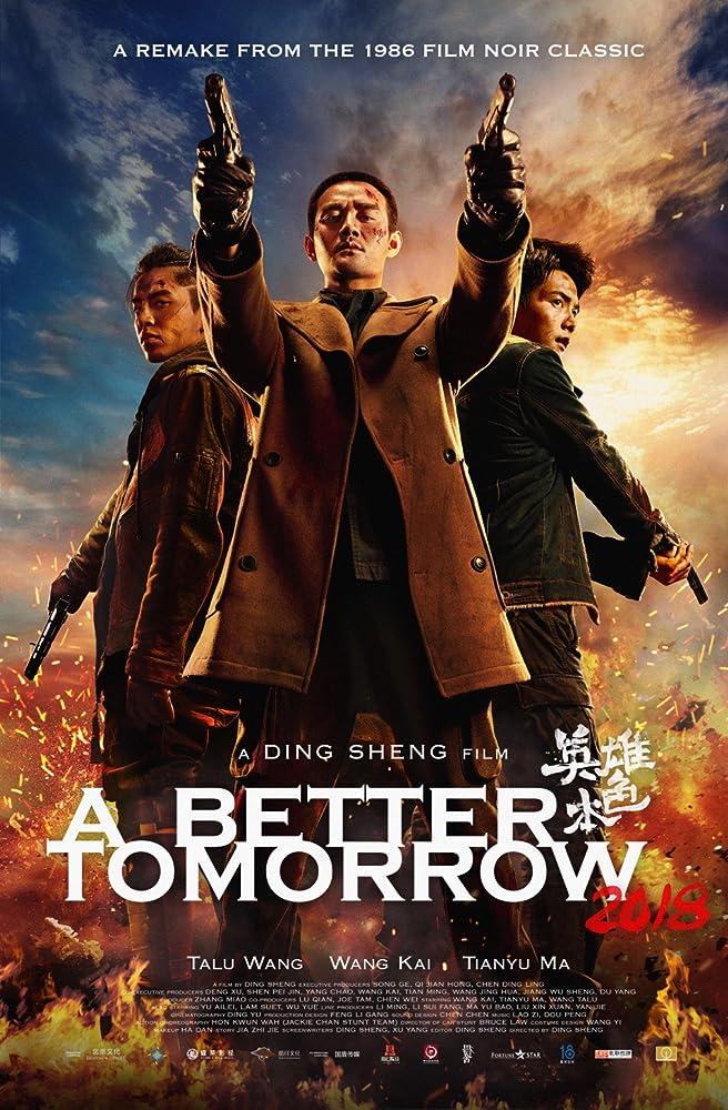 A Better Tomorrow (2018), filme online HD, subtitrat în limba Română