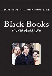 Black Books Poster
