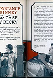 The Case of Becky Poster