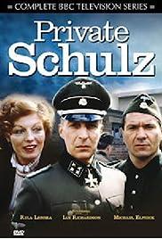 Private Schulz Poster