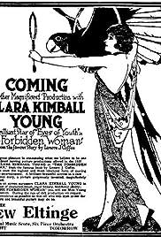 The Forbidden Woman Poster