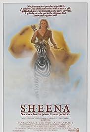 Sheena Poster