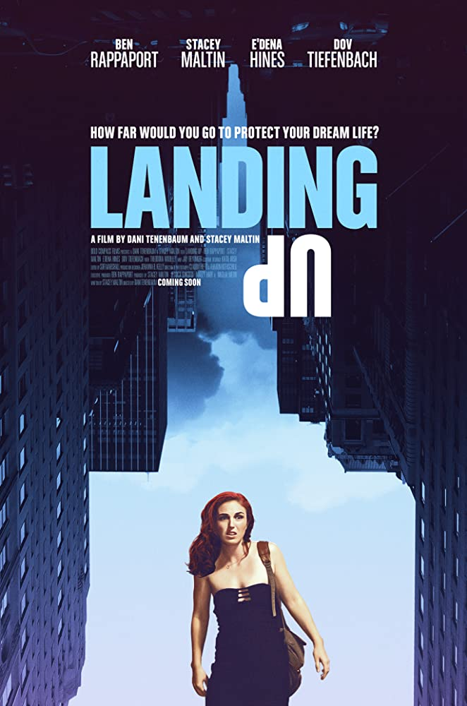 Landing Up Movie Poster