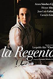 La regenta Poster