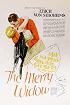 The Merry Widow (1925) Poster