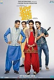 Happy Bhaag Jayegi (2016) poter