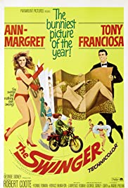 The Swinger (1966) Poster - Movie Forum, Cast, Reviews