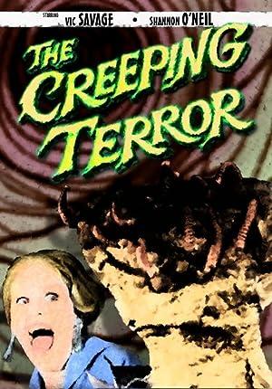 The Creeping Terror poster