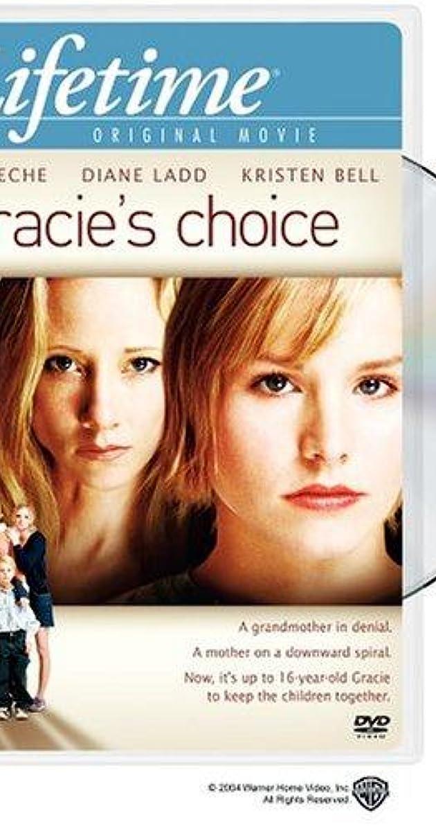 Gracie 39 S Choice Tv Movie 2004 Imdb