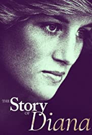The Story of Diana Poster