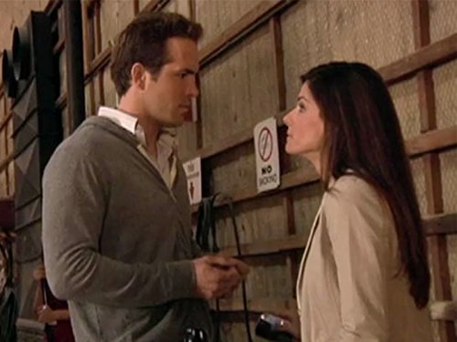 Sandra Bullock Ryan Reynolds Behind The Scenes Of The Proposal 2009