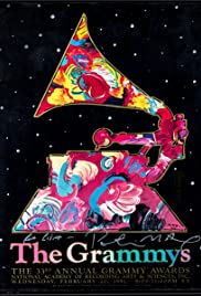 The 33rd Annual Grammy Awards Poster
