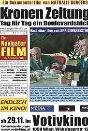 Kronen Zeitung - Tag für Tag ein Boulevardstück Poster