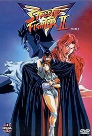 Street Fighter II: V Poster